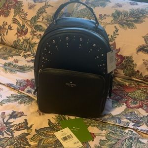 Kate spade leather backpack NWT